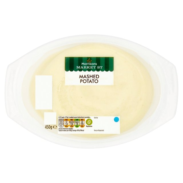 Morrisons Mashed Potato