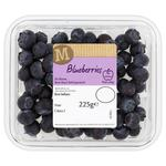 Morrisons Blueberries Punnet