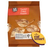 Morrisons Toasted Flaked Almonds