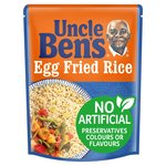 Uncle Bens Egg Fried Rice Microwave Rice