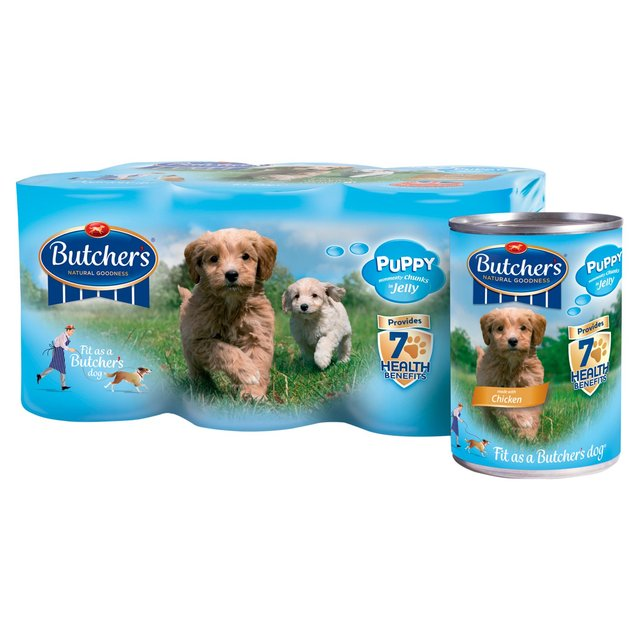 Reviews Wagg Puppy Food