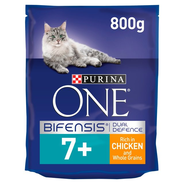 Purina One Senior Cat Food
