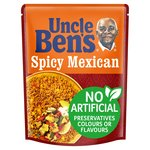 Uncle Ben's Spicy Mexican Microwave Rice