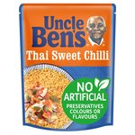 Uncle Ben's Thai Sweet Chilli Microwave Rice