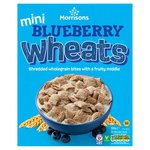Morrisons Mini Blueberry Wheats