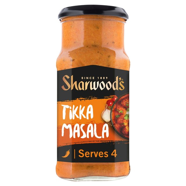 Sharwood's Tikka Masala Mild Curry Sauce