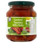 Morrisons Sundried Tomatoes In Oil With Herbs