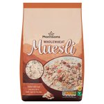Morrisons Wholewheat Muesli