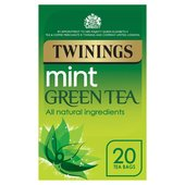 Twinings Simply Mint Green Tea Bags 20s