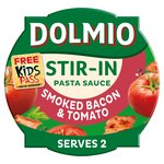 Dolmio Stir-In Bacon & Tomato