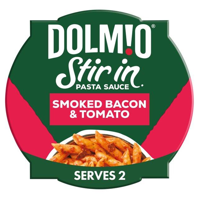 Dolmio Stir In Bacon & Tomato Pasta Sauce