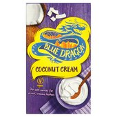 Blue Dragon Coconut Cream