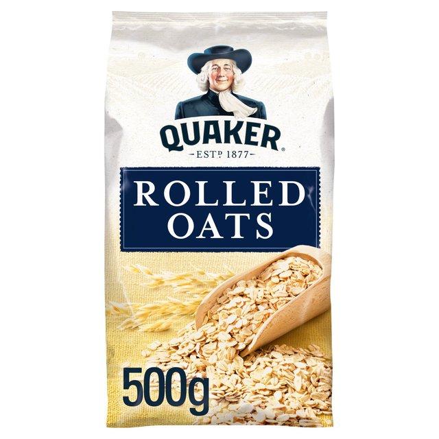 Morrisons: Quaker Oats Porridge Oats 500g(Product Information)