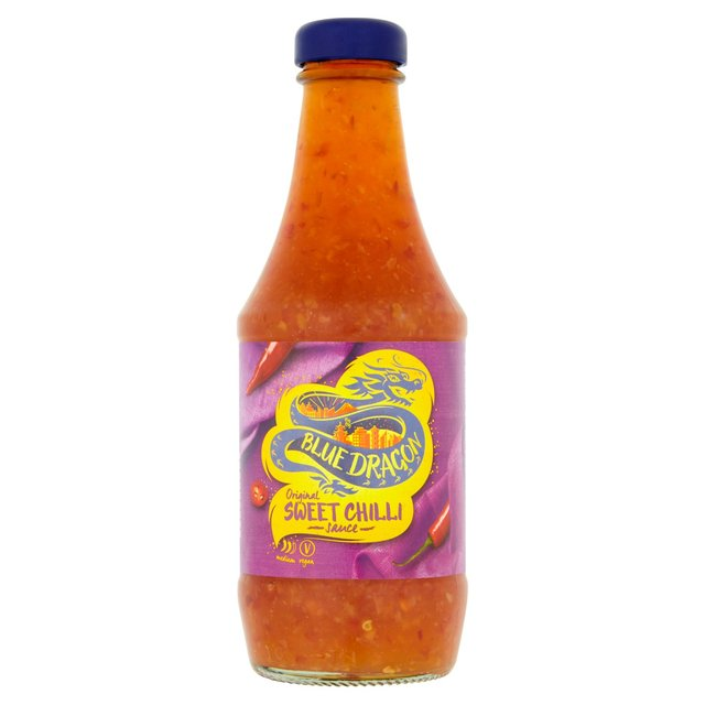webshop product saucy fish salmon with sweet chilli dressing