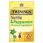 Twinings PepperMint & Nettle Tea Bags 20s
