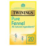 Twinings Fennel Tea Bags 20s