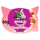 Whiskas Temptations Seafood