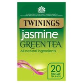 Twinings Jasmine Green Tea Bags 20s