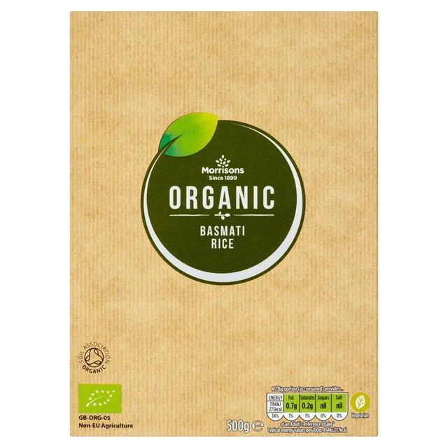 M Organic Basmati Rice