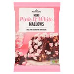 Morrisons Pink & White Marshmallows