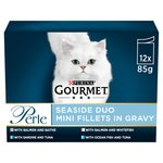 Gourmet Perle Cat Food Seaside Duo