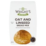 Wright's Oat & Linseed Bread Mix