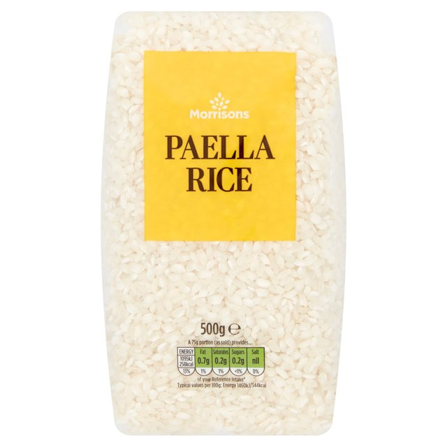 Morrisons Paella Rice