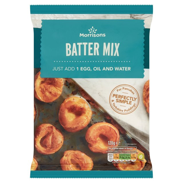 Morrisons Batter Mix