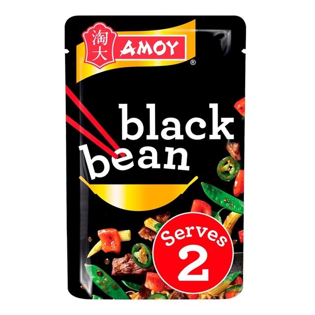 MORRISONS > Food Cupboard > Amoy Stir Fry Sauce Black Bean
