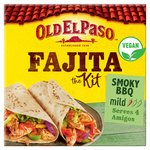 Old El Paso Original Smoky BBQ Sizzling Fajita Dinner Kit