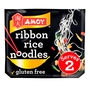 Amoy Straight to Wok Ribbon Rice Noodles