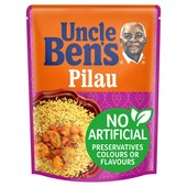 Uncle Bens Pilau Microwave Rice