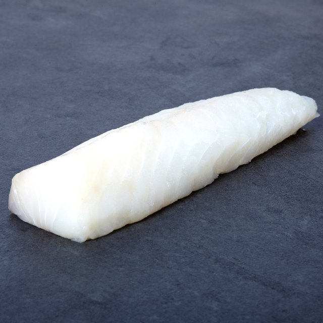 Morrisons Cod Loin Large
