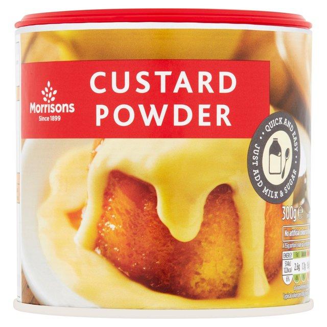 Morrisons Morrisons Custard Powder 300gproduct Information