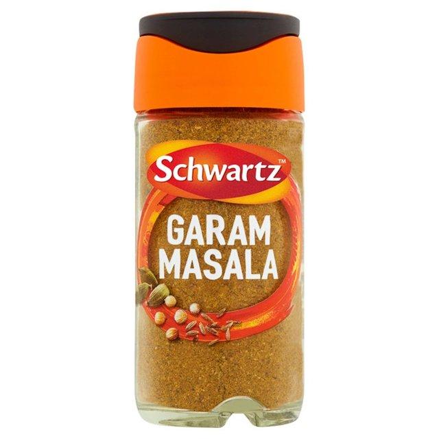 Schwartz Garam Masala Jar