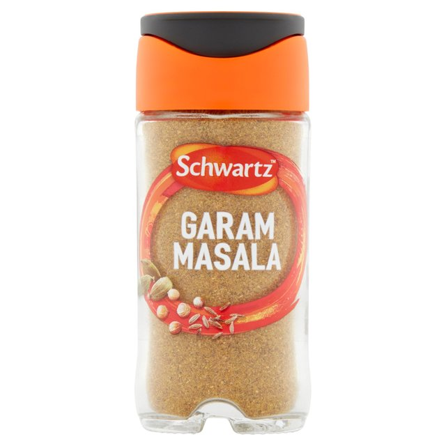 Morrisons: Schwartz Garam Masala Jar 30g(Product Information)