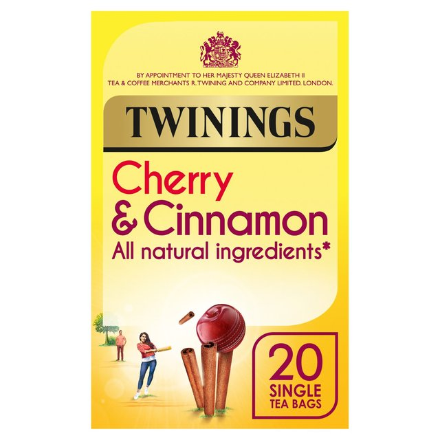 Twinings Cherry Cinnamon Tea Bags 20s 40g