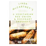 Linda McCartney Vegetarian Red Onion & Rosemary Sausages