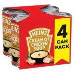 Heinz Classic Chicken Soup 4 Pack