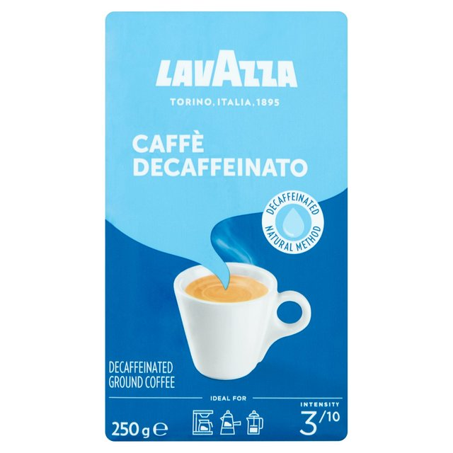 Morrisons: Lavazza Caffe Decaff Ground Coffee 250g(Product