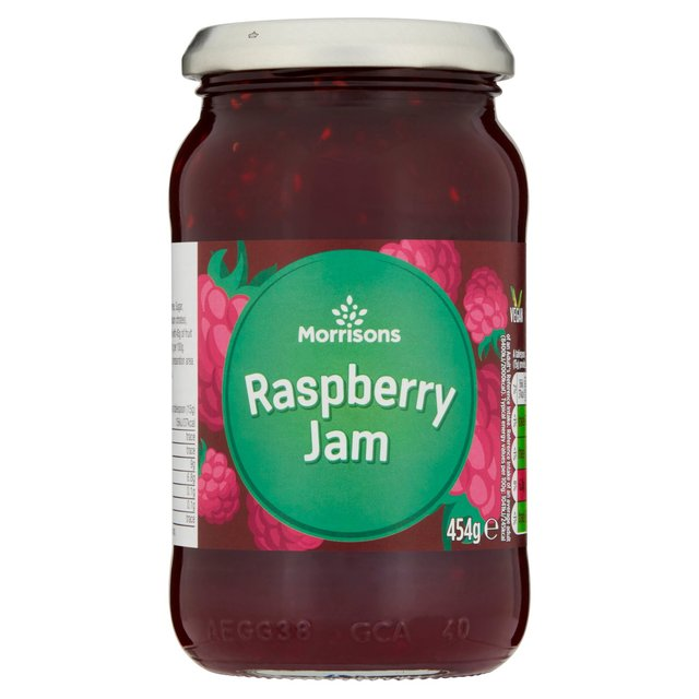 Morrisons: Morrisons Raspberry Jam 454g(Product Information)