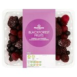 Morrisons Frozen Blackforest Fruit Mix