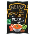 Heinz Cream of Tomato with Fiery Mexican Spices