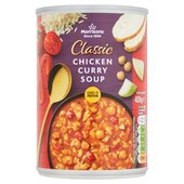 Morrisons Chicken Curry Soup