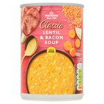 Morrisons Lentil & Bacon Soup
