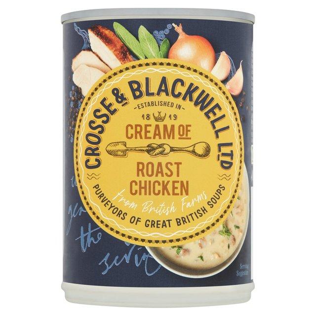 Crosse and Blackwell Best of British Cream of Roast Chicken
