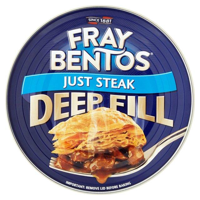 Morrisons: Fray Bentos Just Steak Pie 475g(Product ...