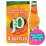 J2O Orange & Passionfruit, Delivered Chilled