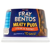Fray Bentos Steak & Kidney Pudding