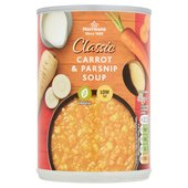 Morrisons Carrot & Parsnip Soup